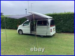 Nissan Elgrand Camper Van