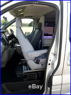 Nissan Primaster Campervan, 2007, 2 Berth, 6 speed gearbox