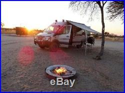 Overland Expedition Camper Mercedes Sprinter 316 4x4