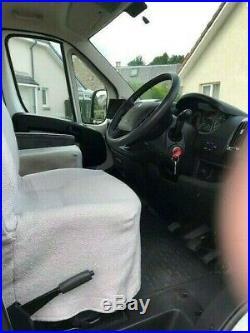 Peugeot Boxer 2014 335 L3 H2 Professional 2.2 HDI 130 BHP, Manual, 6 Speed, reve