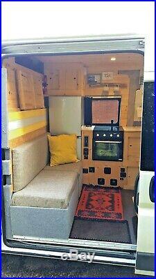 Peugeot Boxer High Spec Campervan L3H2 2014