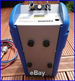Promax Minimax-E Refrigerant Recovery Machine