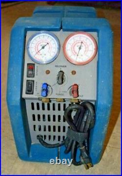 Promax RG5000 Refrigerant Gas & Air Conditioning Recovery Unit Machine DZ