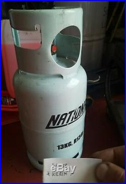 R404a Refrigerant Refillable Gas Cylinder a/c Air Conditioning 10.9kg