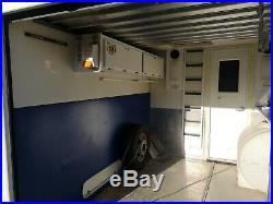 Race Van, Camper, Motorhome, Truck