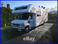 Racevan, MX Camper, Motorhome, Truck