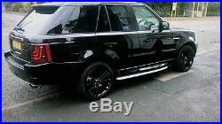 Range Rover Sport 3.6 V8 Fully Loaded Spec DVD & Fridge MOT July 2020