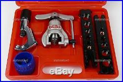 Refrigerant Vacuum Pump + Gauge manifold Set Kit R410a R134a R22 R404a