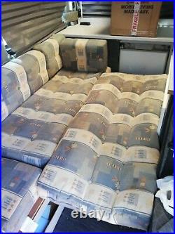 Renault Master Campervan, 6 Belts, 240V +EHU, Solar, Fridge, Sink, Cooker, Toshiba TV