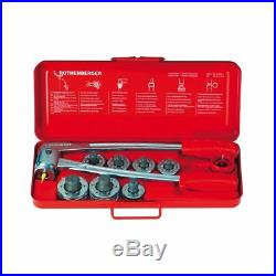 Rothenberger Rocam Air Conditioning & Refrigeration Expander Set 3/8 to 1 1/8