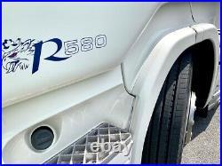 Scania R580 Topline Euro 6 NEW TURBO leather ROOF AIR CON double glaze FRIDGE