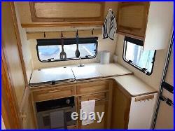 Swift Corniche Luxurious 2 Birth Caravan with Awning