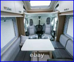 Swift Escape 694 Luxurious Motorhome, Fixed double bed, Shower room, Many extras