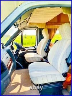 Swift Kon-tiki 640 Rv Motorhome 6 Berth / 4 Belted Seats £21,500 Bargain