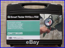 Tester Refrigerant Cold Vehicle Air Conditioning R410a R32 Manometer
