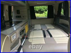 Toyota Alphard Eco Camper van