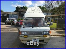 Toyota townace pop top camper (4×4)