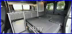 Trafic 2018 campervan 26k on clock vivaro t5 t6 vw