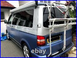 VW Campervan T5, 2.5 TDI, 6 speed with pop top
