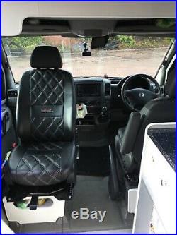 VW Crafter Race Van