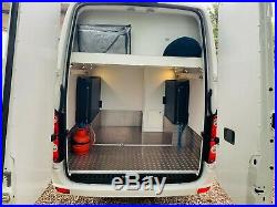 VW Crafter Race Van / Motorhome LWB with Brand New Conversion
