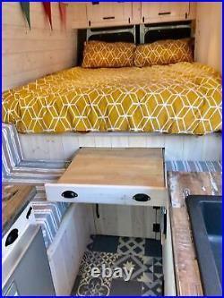 VW Crafter lwb campervan