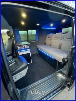 VW T5.1 Camper Van 140 bhp, 6 speed, air con
