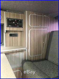 VW T5 Campervan with Pop Top LOW MILEAGE