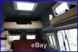 VW T5 LWB High Top Campervan