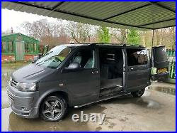 VW T5 LWB, Professional conversion to ultimate Europe cruiser / camper