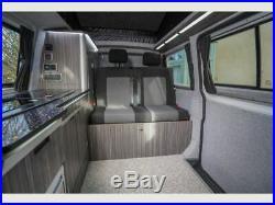 VW T6 transporter campervan
