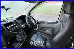 VW Transporter T5 Camper Van