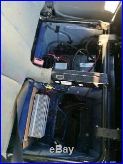 VW Volkswagen Crafter LWB Race Van, Motorhome, Karting, low mileage