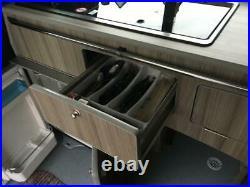 VW camper vans motorhomes t5 TDI Highline Blue motion