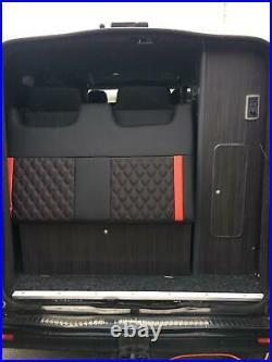 Vauxhall Vivaro Camper Van 07 Reg