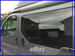 Vauxhall Vivaro Campervan 2014. 76,500 miles. Full service history and warranty