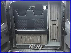 Vauxhall Vivaro Campervan 2015