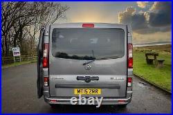 Vauxhall Vivaro SWB Campervan Stunning Conversion. Six Seater, Rare Tailgate