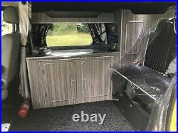 Vauxhall vivaro camper day van conversion