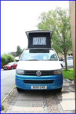 Volkswagen T5 Pop Top Campervan Transporter