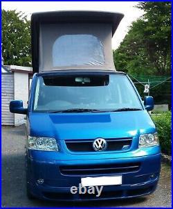 Volkswagen T5 campervan motorhomes