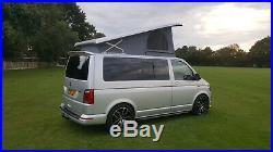 Volkswagen T6 Campervan Highline Spec SWB DSG Auto 150BHP. 4500Miles