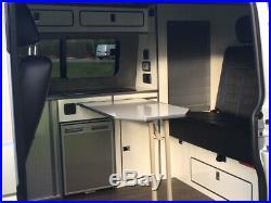 Volkswagen T6 Campervan Highline Spec SWB DSG Auto 150BHP. 5000k 2018