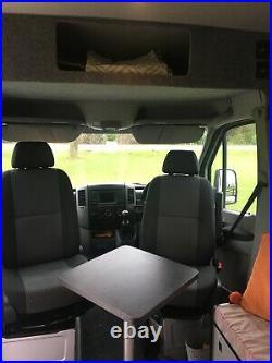 Volkswagen crafter campervan