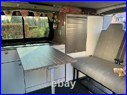 Volkswagen t5 camper van