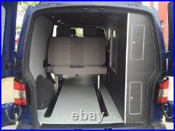 Volkswagen transporter t5 camper van vw poptop campervan
