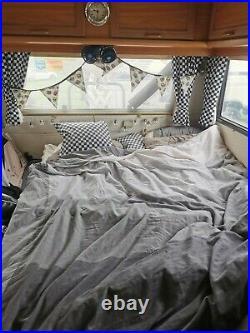 Vw Auto trail motor-home camper coach-built campervan volkswagen 4 birth