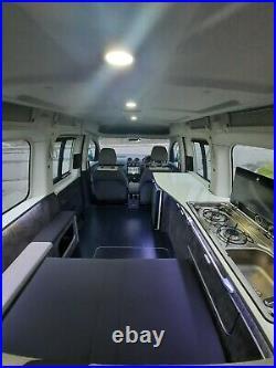Vw Caddy Maxi 2 Berth Micro Camper Van Brand New Professional Build