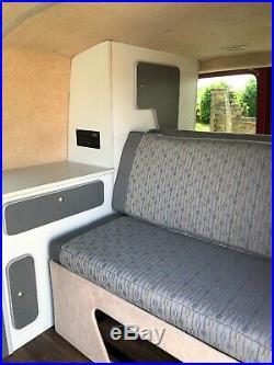 Vw T5 camper van, T30 LWB