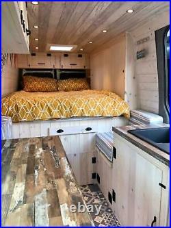 Vw crafter campervan